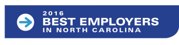 CEENTA is 2016 Best Employer in North Carolina