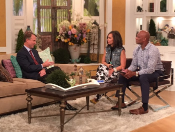 Dr. Michael Sicard on Charlotte Today