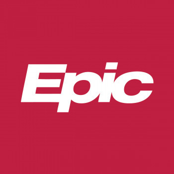 The Epic logo.