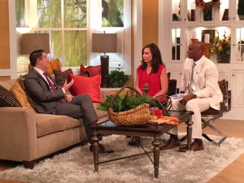 CEENTA Ophthalmologist Pedro Cervantes, MD, on WCNC's Charlotte Today
