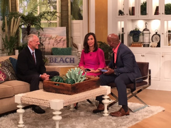 CEENTA Dr. Roy Lewis on Charlotte Today