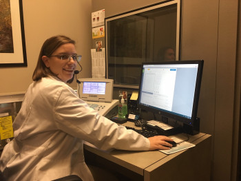Audiologist Heather Morrison, AuD