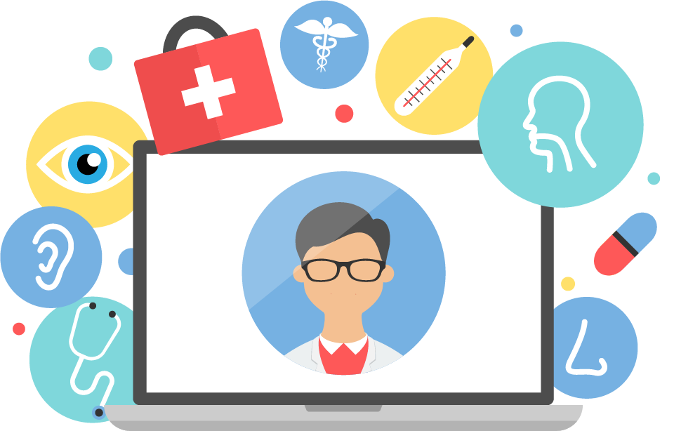 Virtual visits, or telehealth, are available at CEENTA for most ENT conditions and select eye conditions.