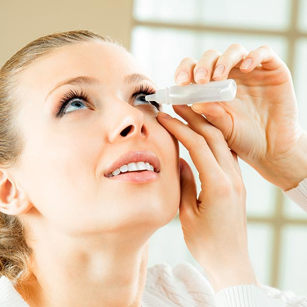 Dry eye care is available at CEENTA